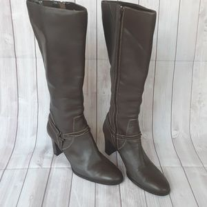 Coldwater Creek Tall Riding Boots Size 8.5M